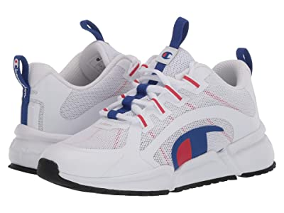 Champion Kids RF Pro Runner (Little Kid) (White) Boy