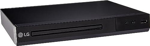 LG DP132H All Multi Region Code Region Fr DVD Player Full HD 1080p HDMI UpConverting DivX, USB Plus, Xvid, PAL/NTSC W...