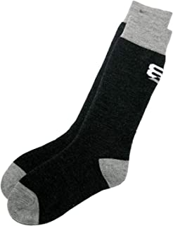 Hard wearing Seamless Trekking Climbing Lightweight Merino Wool Seamless Medium Weight Socks Size UK 5-10 EU 38-44 Antibacterial Cycling Quick drying Ideal for Hiking No seams