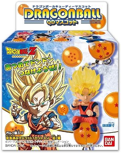 Dragon Ball QD Mascot 10 pieces BOX (Candy gum)
