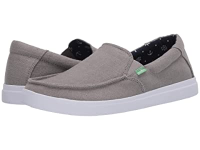 Sanuk Sideline Linen 2 (Grey) Men