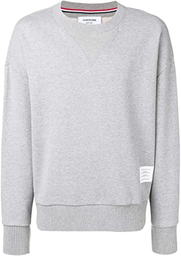 THOM marronE Homme MJT158B00535055 gris Coton Sweatshirt