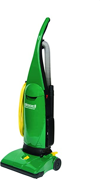 BISSELL BigGreen Commercial PowerForce Bagged Lightweight Upright Industrial Vacuum Cleaner BGU1451T