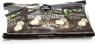 Coffee Meringues Cookies