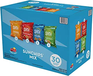 SunChips Multigrain Chips Variety Mix 30 ct. (pack of 3) A1