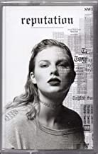 Taylor Swift - Reputation Limited Cassette Tape Exclusive