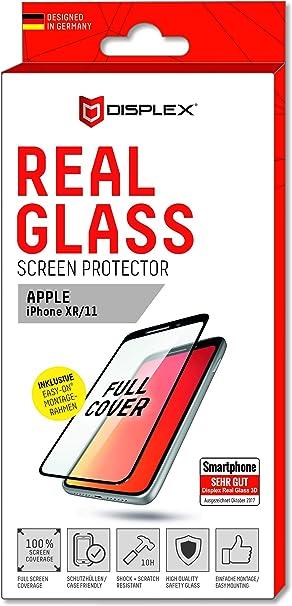 Displex Displayschutz Aus Real Glass 3d Für Iphone 11 Elektronik
