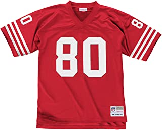 Mitchell & Ness San Francisco 49ers 1990 Jerry Rice #80 Replica Throwback Jersey