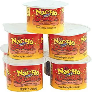 El Nacho Grande Portion Pak Cheese 48/CS (CS)