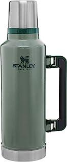 Stanley Classic Vacuum Bottle 2.0QT Hammertone Green