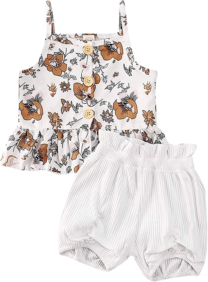 Clothing set toddler summer baby girl outfits baby clothes girls set baby girl summer