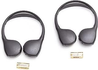 GM Accessories 22863046 Wireless Headphones Set (Pack of 2)