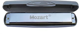 MOZART PROFESSIONAL HARMONICA MOUTH ORGAN WITH 24 HOLES KEY OF C
