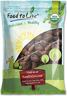 Sponsored Ad - Organic Dried Apricots, 14 Pounds - Non-GMO, Kosher, Unsulfured, Raw, Vegan, Bulk