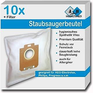 Carta Wessper 15x Sacchetti per aspirapolvere per ALFATEC Alfa 300
