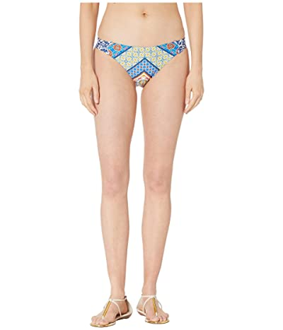 Nanette Lepore Scarf Patchwork Siren Bottoms (Multicolored) Women