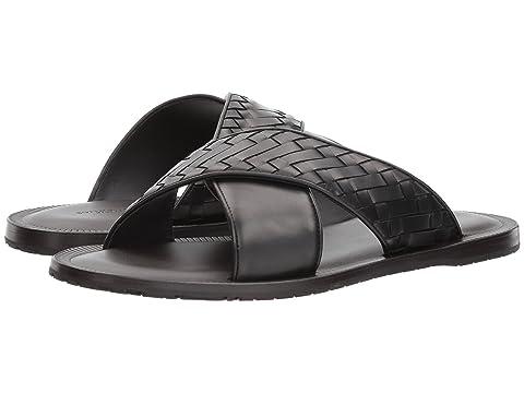 Bottega Veneta Sapa Crisscross Sandal