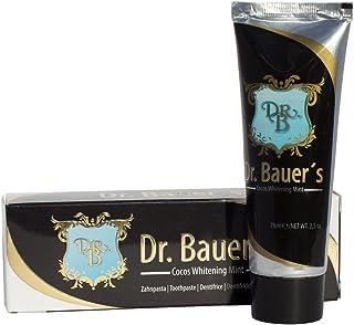 Dr. Bauers Pasta dentífrica blanqueadora de sabor a coco y menta 75ml