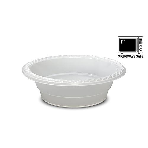 Plastic Disposable Bowls Amazoncouk