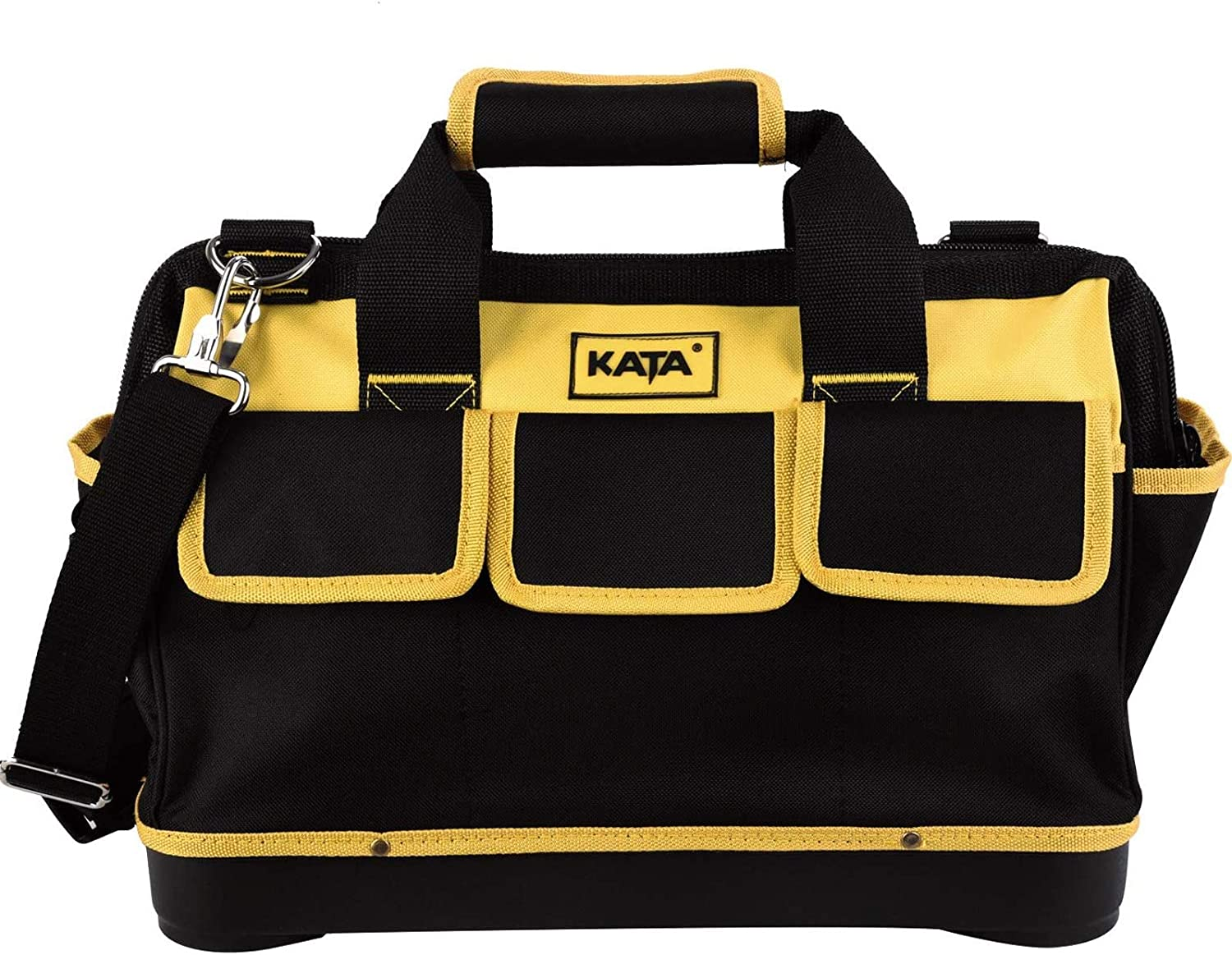 KATA 16 Inch Heavy Duty Tool Bag Mouth Wide San Diego Mall for Tucson Mall with Storag