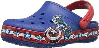 Crocs Boys CB FL Captain America CLG K Clogs & Mules