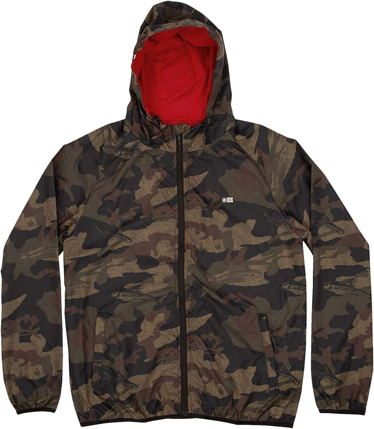 Salty Crew Seawall Limited time for free shipping Dealing full price reduction Jacket Packable
