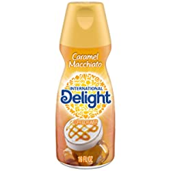 International Delight Caramel Macchiato Coffee Creamer, 16 Ounce