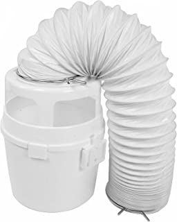 Qualtex Condenser Vent Kit Suitable For Hotpoint, Creda, Beko & White Knight Tumble Dryers (VT60)