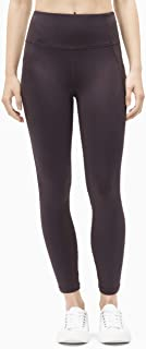 Calvin Klein Women's High Waist Side Pocket 7/8 Tights