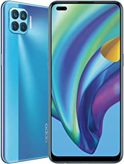 "OPPO A93 Smartphone Magic Blue 8GB + 128GB, 164G, CPH2121, 7.5 Thickness, Anroid10, 16.7M AMOLED color 6.43"""" Display"""