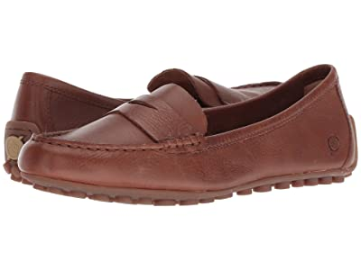 Born Malena (Light Brown Full Grain Leather) Women