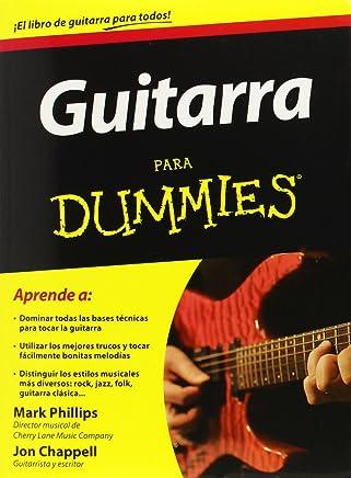Guitarra para Dummies (Spanish Edition)