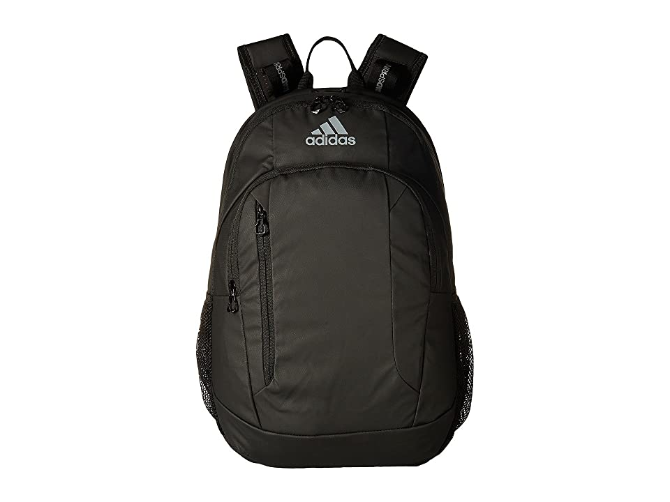 adidas Mission Plus Backpack (Black) Backpack Bags