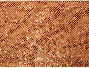 Small Confetti Dot Sequins (Orange)