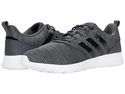 adidas Running QT Racer 2.0 (Grey Six/Core Black/Footwear White) Women