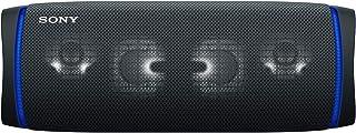 SONY SRS-XB43/BC Bocina Bluetooth Portátil con ExtraBass, Resistente al agua y al polvo, 24 Hrs Batería, Negro