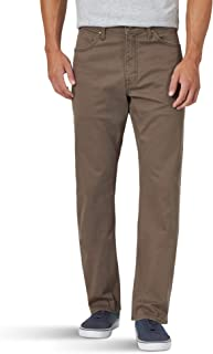Wrangler Authentics Men's Straight Fit Twill Pant