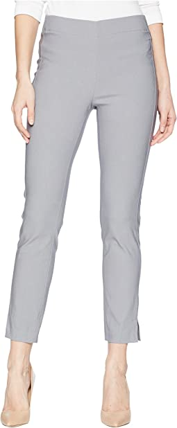"Stretch Bengaline 28"" Pull-On Ankle Pants"