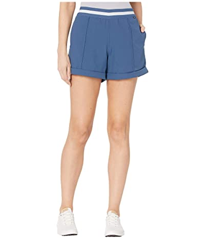 PUMA Golf Elastic Shorts (Dark Denim) Women