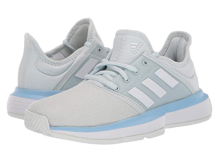 adidas Kids SoleCourt X Tennis (Little