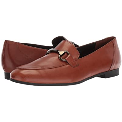 Paul Green Tosi Flat (Cognac Leather) Women