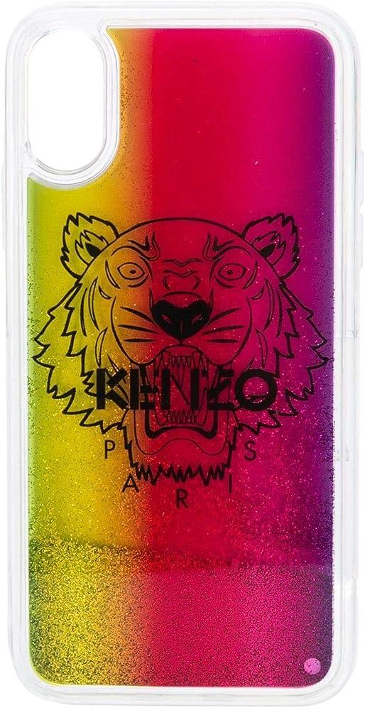 Kenzo luxury fashion,cover multicolor per iphone x/xs,100%pvc FA5COKIFXTLQMU