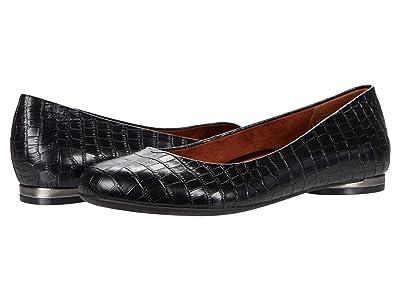 VIONIC Hannah (Black Croc) Women