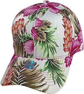 5b234abdc7226 Prfcto Lifestyle Floral Print Baseball hat - Hawaiian Flower Baseball Caps