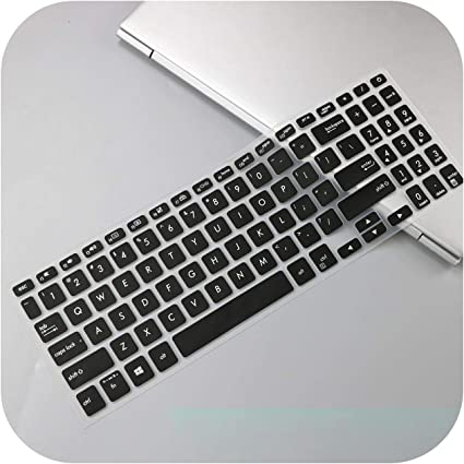Protección teclado para Asus Vivobook 15 X512Fb X512Fl X512Fj X512Dk X512Uf X512Ua X512Fa X512Da X512Ub X512 15 6 pulgadas piel de cubierta de teclado ...