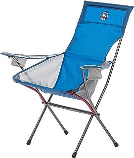 صندلی راحتی بزرگ Agnes Inc Agnes Big Six ، مبلمان اردوگاه آبی / خاکستری ، یک سایز