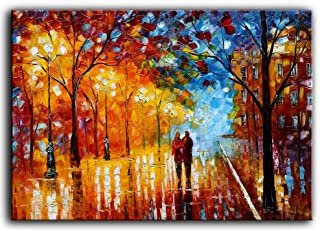 Best palette knife tree painting Reviews