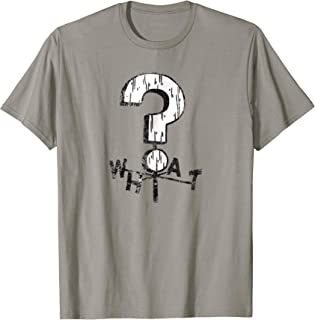 Gravity Shack Mystery Falls Weather Vane Soos Question Tee