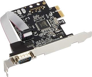 エアリア E1SL PCI Express x1 接続 RS232C 1ポート 16C550UART相当 SD-PE9922-1SL