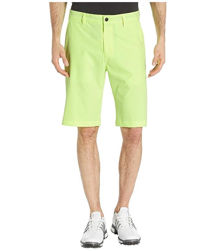adidas Golf  Ultimate Shorts (Hi-Res Yellow) Mens Shorts